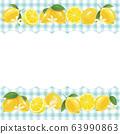 方格布式和檸檬框 63990863