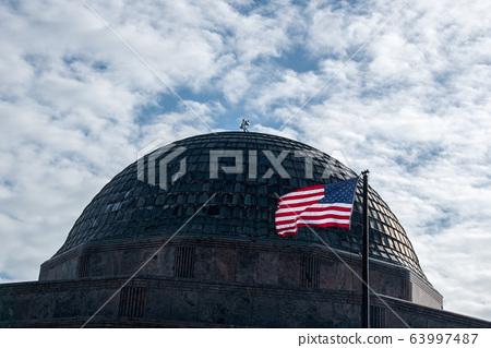 Planetarium in Chicago 63997487