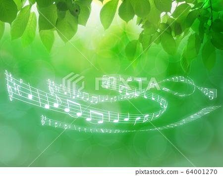 新鮮的綠色 64001270