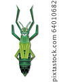 Insect Gentleman 64010682