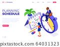 Planning schedule time management 64031323