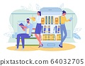 Electronic Library Resource and Digital Bookstore 64032705