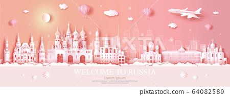 Travel Russia top world famous city ancient and 64082589