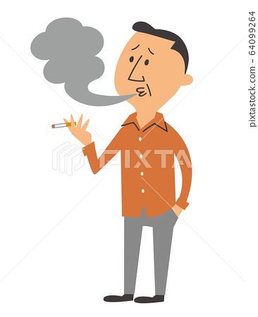 담배 흡연 64099264