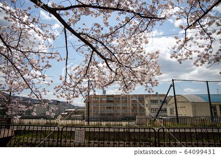 Kyoto Municipal Kuriryo Junior High School 64099431