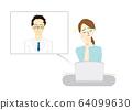 온라인 진료 재택 진료 64099630