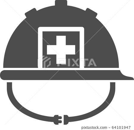 Helmet safety 64101947
