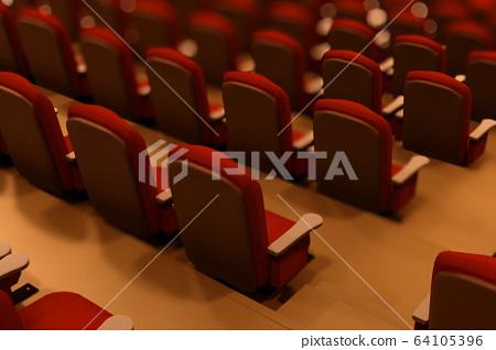 Movie theater 64105396
