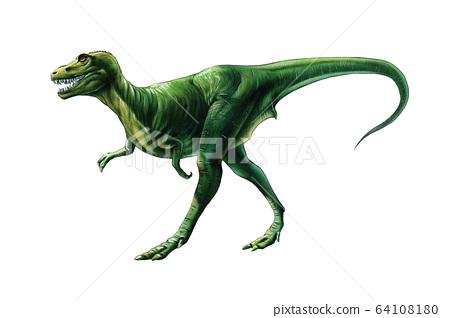 恐龍微型 64108180
