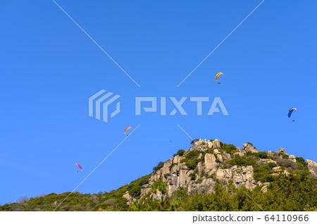 滑翔傘 64110966