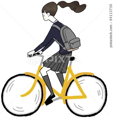 자전거 64113730