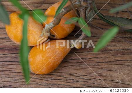 枇杷果,琵琶, 水果,ビワ果実、リュート、果実、Loquat fruit, lute, fruit, 64123330