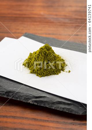Matcha powder 64139741