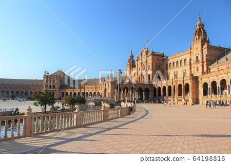 西班牙廣場(西班牙/塞維利亞) 64198816