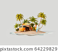 Travel and vacation concept 64229829