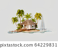 Travel and vacation concept 64229831