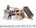 Concrete masonry unit 64232170