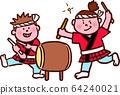 Drum knock kids 64240021