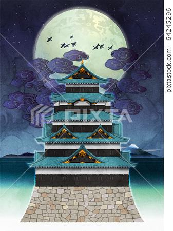 Castle Edo Castle_02 Mon 64245296
