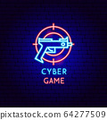 Cyber Game Neon Label 64277509