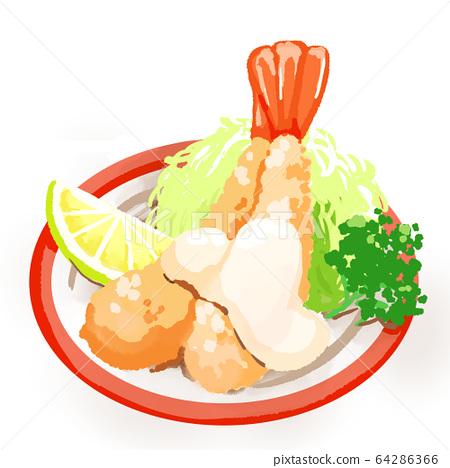 Fried Shrimp 64286366