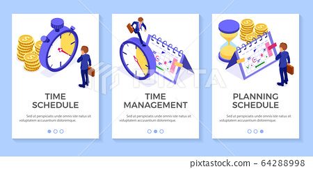 Planning schedule time management 64288998