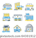 Various shops sets 64301912