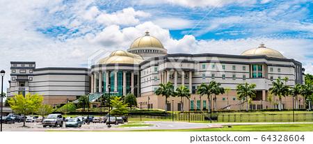 Prime Minister Office in Bandar Seri Begawan, Brunei 64328604