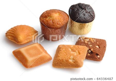 馬德琳餅乾蛋糕 64336487