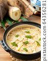Bamboo shoots rice 64356281