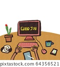 Deskwork PC Telework Freelance 1 64356521