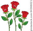 Rose flower theme image 2 64366021