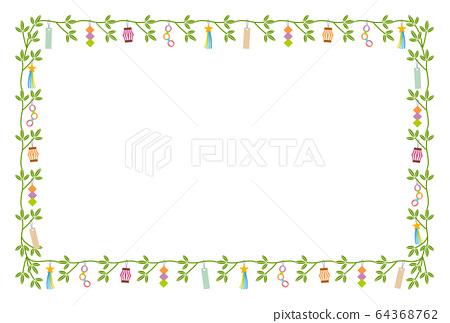 Tanabata Frame 64368762
