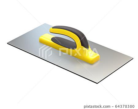 Finishing trowel 3D 64378380