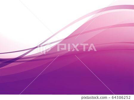 Curve abstract background pink 64386252