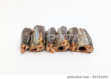 秋刀魚罐頭 64393065