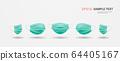 antiviral medical respiratory face mask protection against coronavirus horizontal 64405167