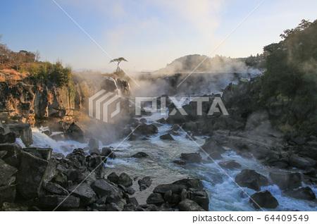 鹿兒島縣伊薩市Sogaki瀑布 64409549