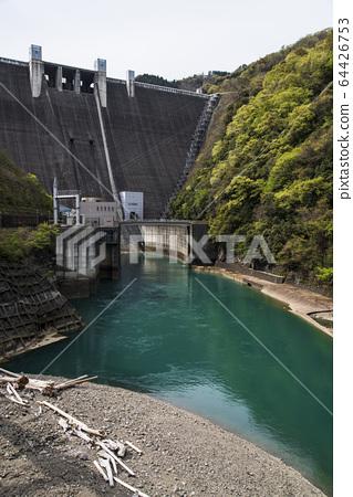 Miyagase Dam, Aikawa-cho, Aiko-gun, Kanagawa Prefecture 64426753