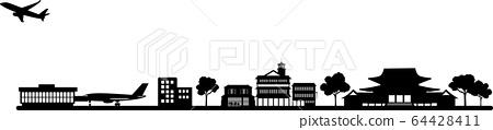 Chiba silhouette 1 64428411