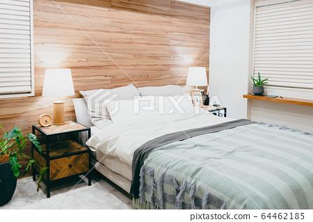 一間臥室 64462185