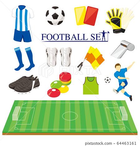 足球圖組 64463161