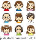 女孩的臉 64465014