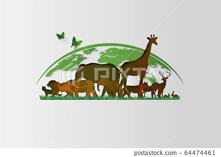 World Wildlife Day 64474461