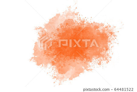 Abstract Colorful watercolor painting background, Colorful brush illustration gradients background. 64481522