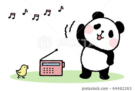 熊貓廣播演習 64482263