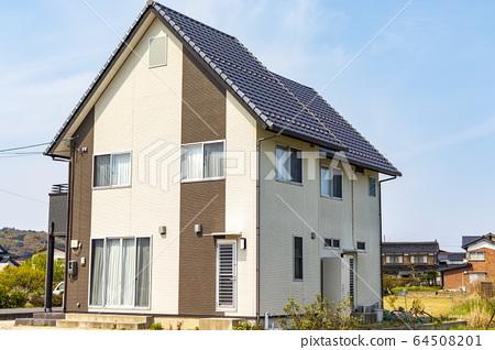 건물 _ 신축 주택 64508201
