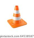 Traffic road cone 64538587
