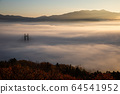 sea of clouds 64541952