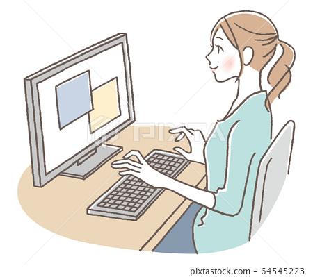 PC女人 64545223